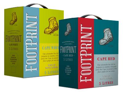 Footprint African Pride Wines
