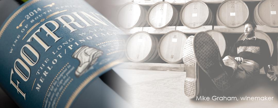 Footprint wines, African Pride Wines, South African wine, Best South African wine, Award winning wine